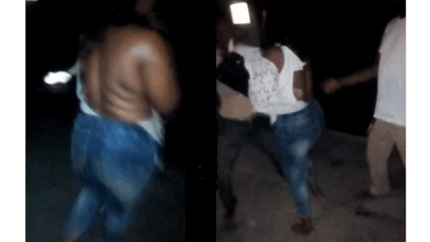 Drama as husband assaults wife and ends up biting in-law's breast