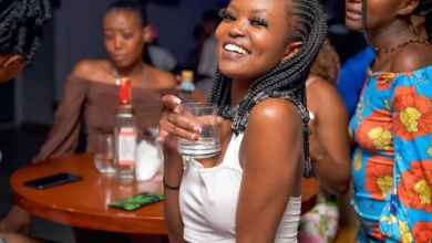 Whose daughter is this She turned up at a popular club in Westlands almost naked