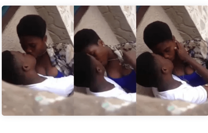 SHS students secretly filmed doing 'the thing' as they fail to control their burning desire (Watch)