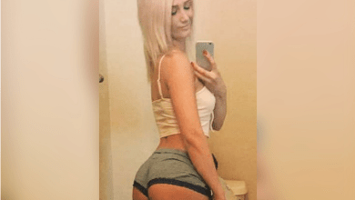 Ex-porn star gets 10 years in prison for her role in murder of man whose body was found in a makeshift grave