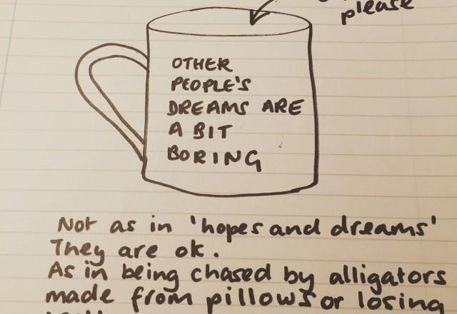 Cup of Dreams