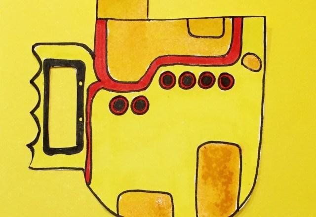 Yellow Cupmarine