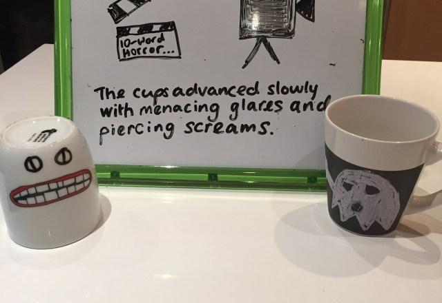 Horrific Cup