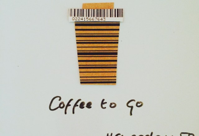 Barcode Cup