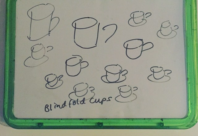 Blinded by the Cups