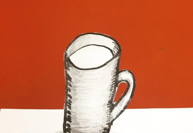 Anamorphic Cup
