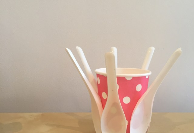 Spoon Cup