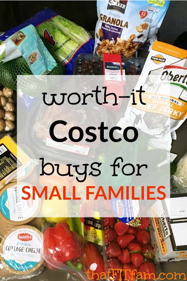 Top Costco Buys For Small Families! You Donu0027t Need To Have A Ton