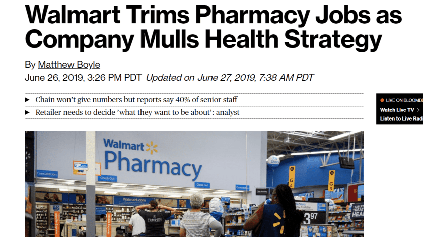 More Pharmacist Layoffs  What Now? - That Frugal Pharmacist