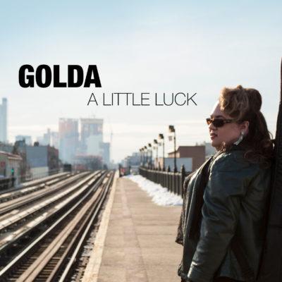 Golda A Little Luck CD