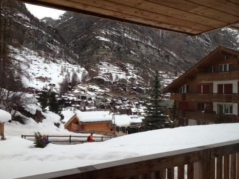 Chalet em Zermatt