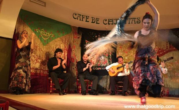 Onde ver Flamenco em Madrid