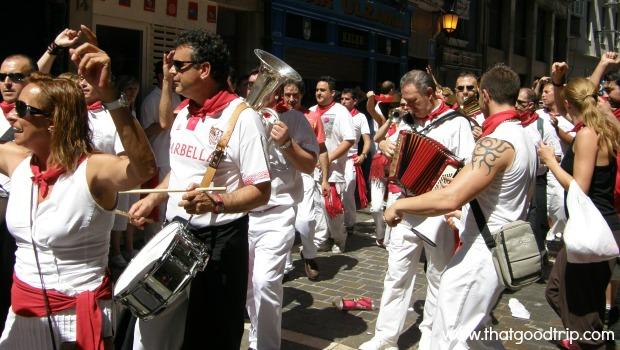 Festas San Fermin