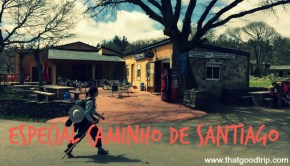 Caminho de Santiago na Semana Santa