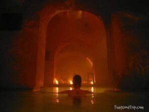 Banhos árabes em Madrid