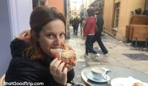 Croissant Aix en Provence