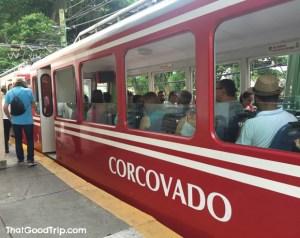 Trem do Corcovado Rio de Janeiro