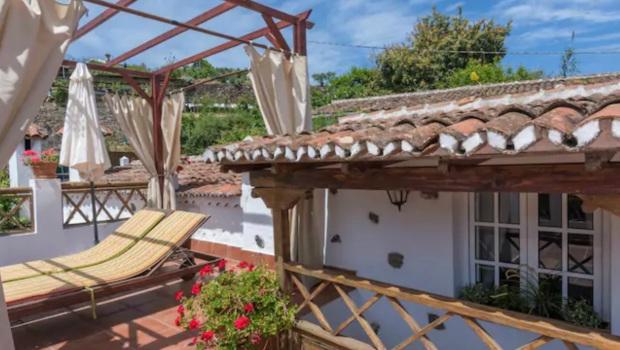 Casa com terraço exterior em Lanzarote