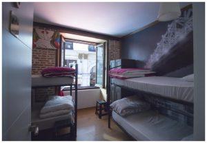I love Madrid Hostel no centro de Madrid