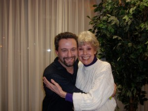 Dustin and Betsy Palmer!