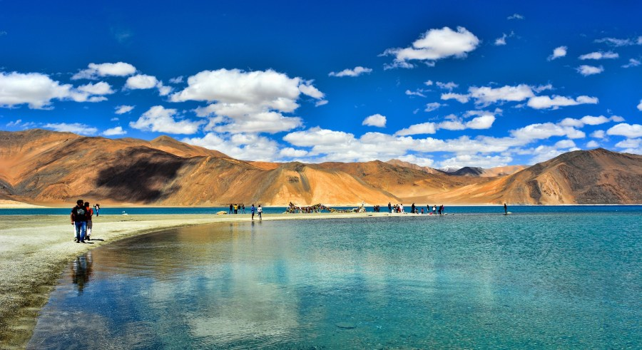 leh ladakh india have tourist from all over the world a soulful places that you should not travel to