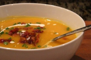 Season 1 – Episode 1: Butternut Squash Soup