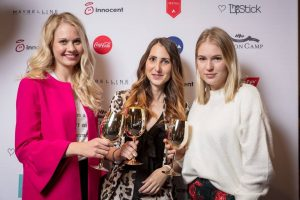 Red carpet at FashionCamp Vienna 2017 | froilein couture, that kind of style, oliviasly