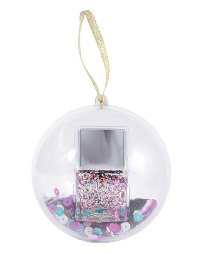 nails inc sparkle baby bauble