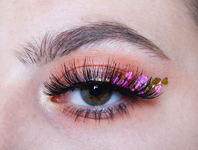 Inspo: hartjes eyeliner met Meraki Cosmetics
