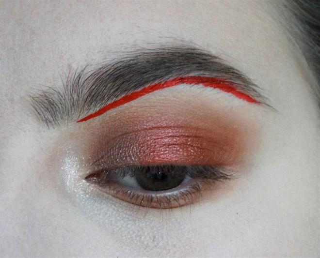 makkelijke halloween make-up look