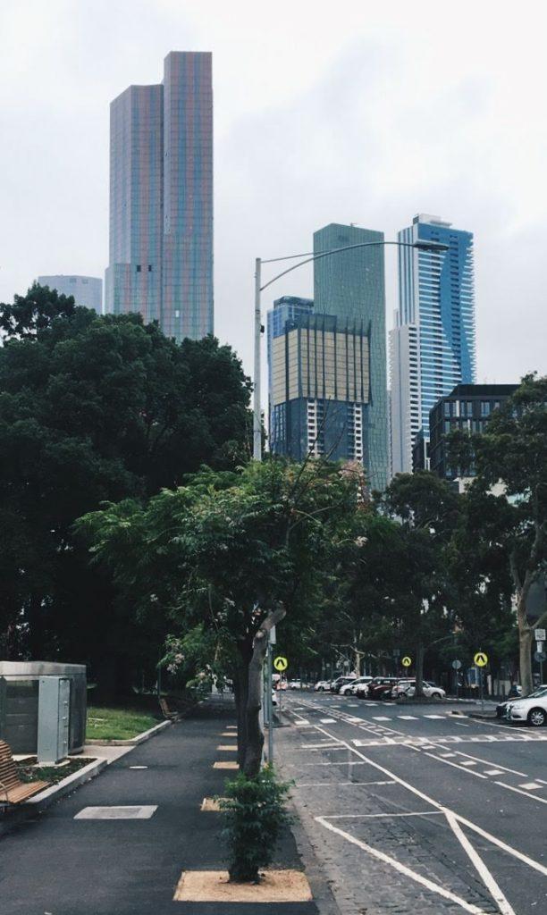 campus University of Melbourne