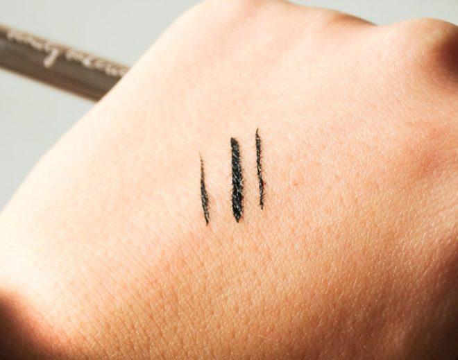 swatches beauty bakerie lollipop eyeliner