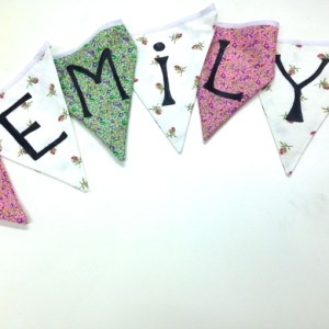 Double-sided Bunting (Design Your Own)