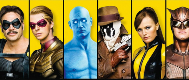 Cinema Remembered Watchmen 2009 And The Memories On Mars Moment That Moment In