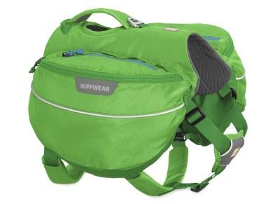 Ruffwear dog backpack