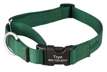 Martingale dog collars from dogIDs