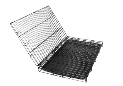 Dog crate from Carlson Pet Products
