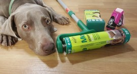 Evercare Lint Rollers Review and Giveaway