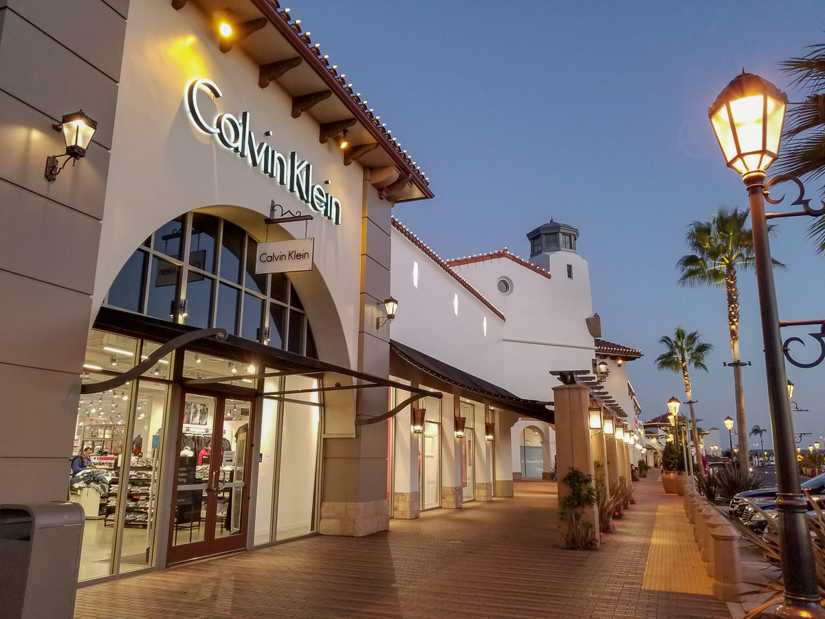 The Outlets at San Clemente in Orange County, California