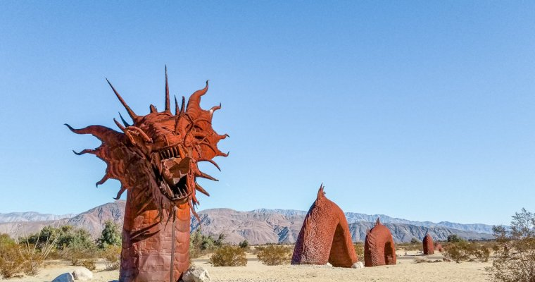 How to Spend a Weekend in Borrego Springs and Anza-Borrego Desert State Park