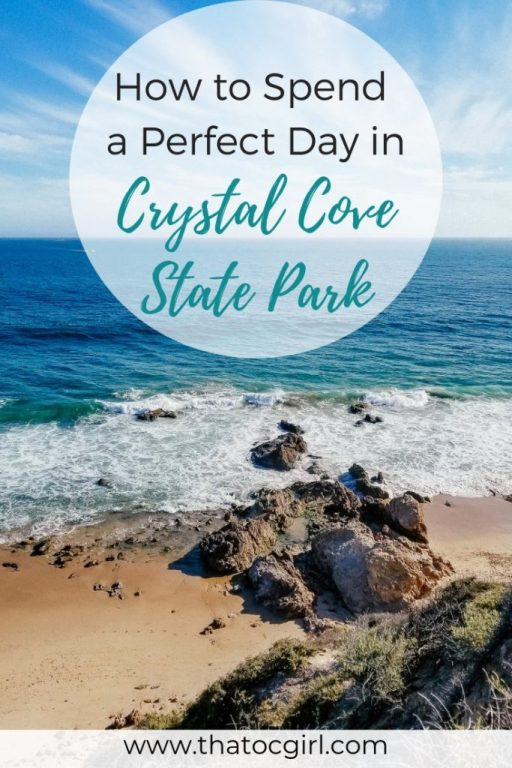 How to Spend a Day in Crystal Cove State Park