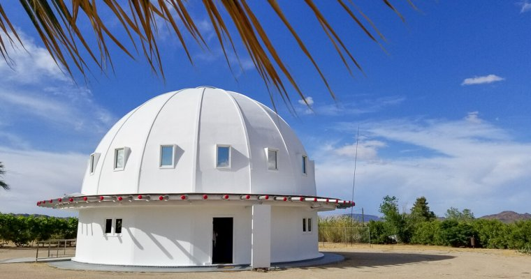 Sound Bathing in Joshua Tree: A Guide to the Integratron