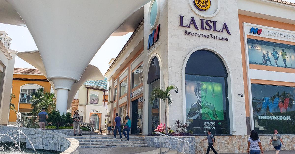 Shopping at La Isla in Puerto Vallarta