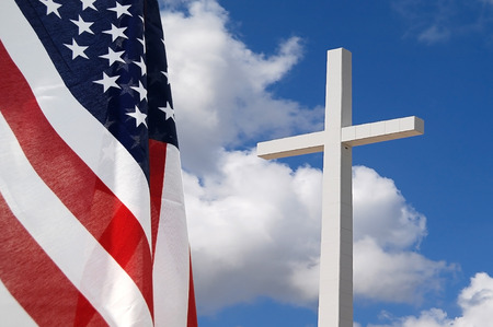 Why I'm a Christian Before I'm an American