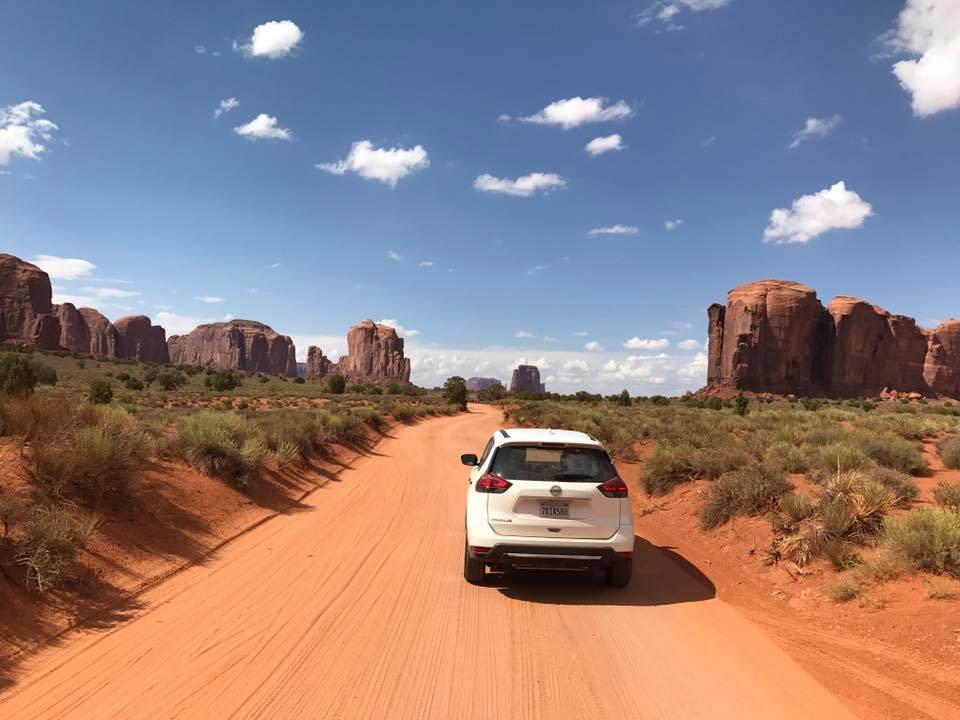 roadtrip door Amerika