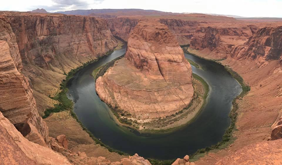 Horseshoe Bend, Amerika