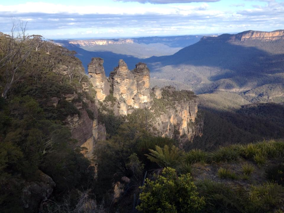 The Blue Mountains, Australië