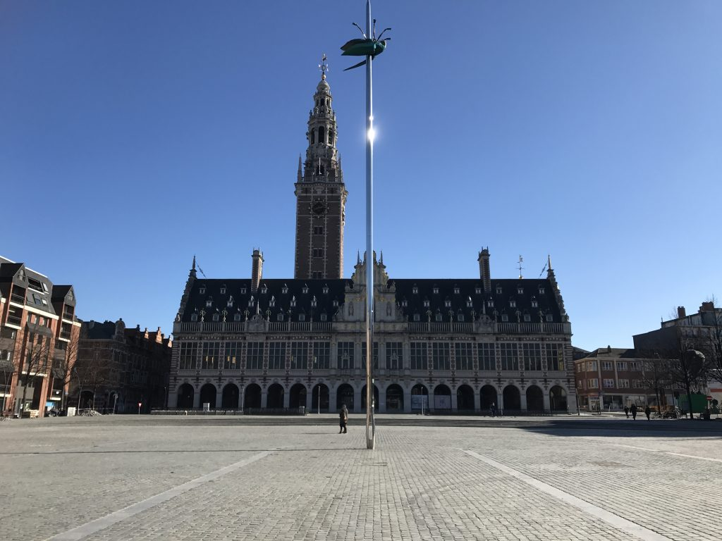 Universiteitsbibliotheek van Leuven