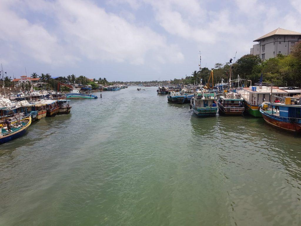 Negombo Lagoon, Sri Lanka