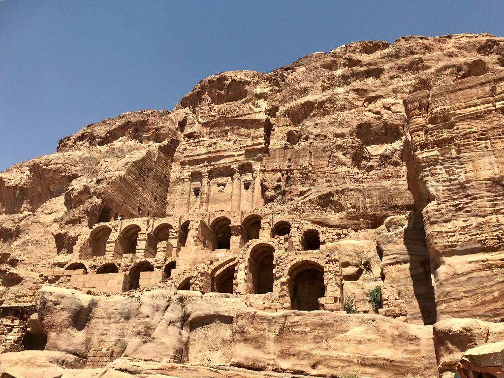 Royal Tombs, Petra